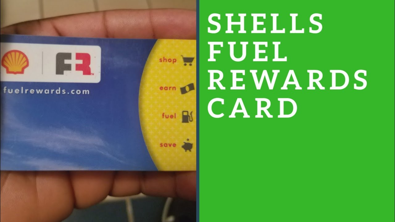 shells fuel rewards card youtube - How To Use Shell Fuel Rewards Card