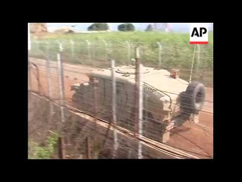 UN peacekeepers intensify patrols along Israel/Lebanon border