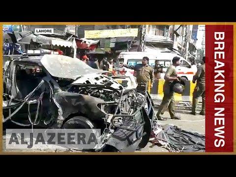 🇵🇰 Pakistan: Explosion near major Sufi shrine in Lahore | Al Jazeera English