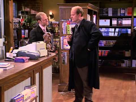 frasier three blind dates youtube Frasier online episode guide - season 6 what it means is that even a blind pig finds an acorn once (season 6 is a very good year for frasier dates).