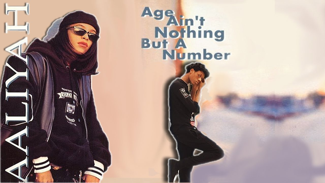 Image result for age ain't nothing but a number