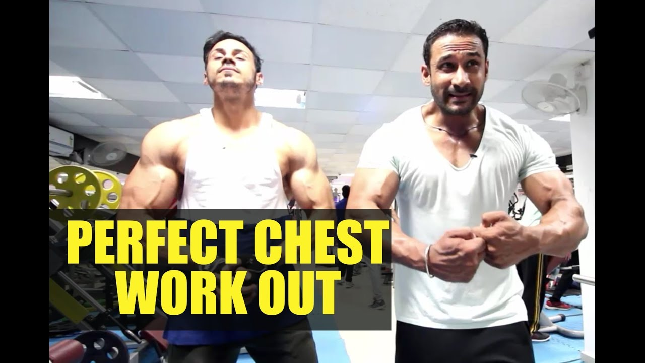 Perfect chest workout