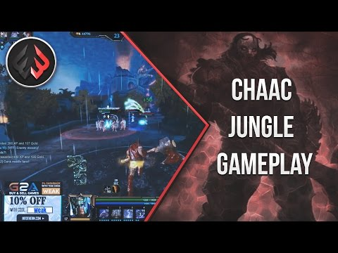 Chaac: ATTACK SPEED BUILD REQUEST - Smite