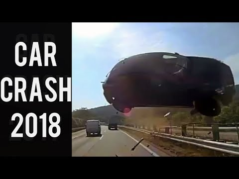 Car crashes compilation 2017    Road accidents    Dash cam fails!