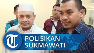 Eks Ketua DPD FPI DKI Jakarta Polisikan Sukmawati