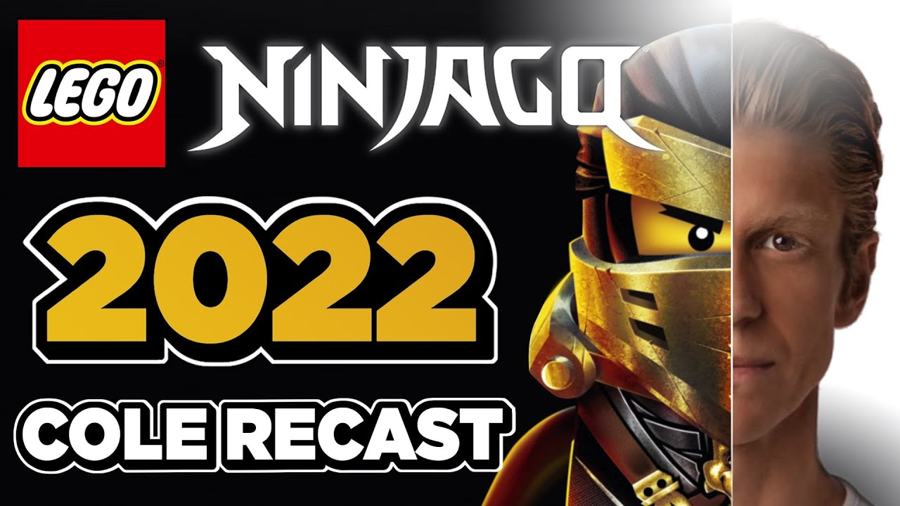 Download LEGO Ninjago 2022 & the Future of Cole Being Recast