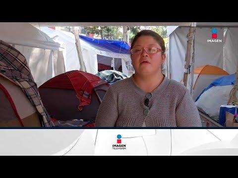 Multifamiliar de Tlalpan ¿cómo siguen los damnificados? | Noticias con Ciro Gómez Leyva