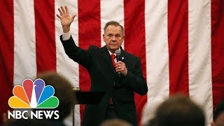 Roy Moore Delivers Concession Speech From Alabama (Full) | NBC News