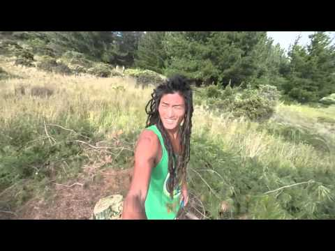 Gopro : Maui Polipoli hiking offload riding