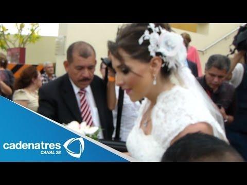 Se casa Alejandra, hija de Vicente Fernández, en Guadalajara