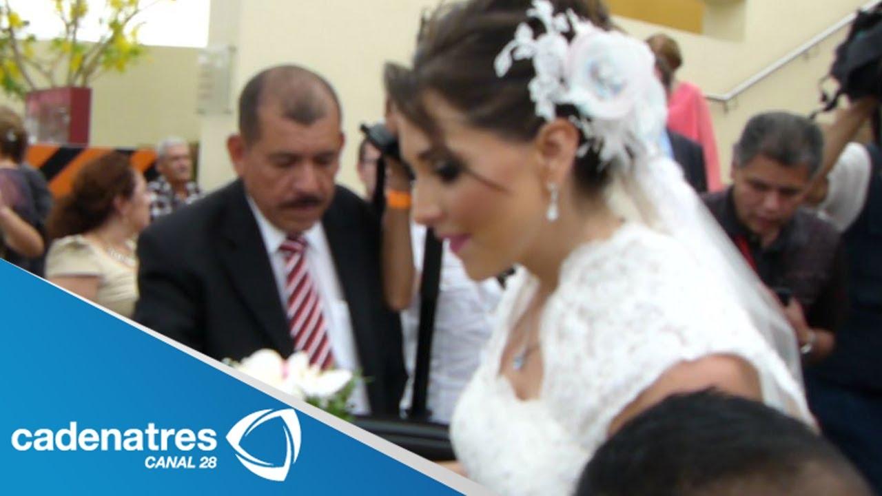 El vestido de novia vicente fernandez