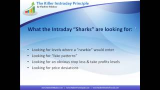 The Killer Intraday Trading Principle - Forex Event
