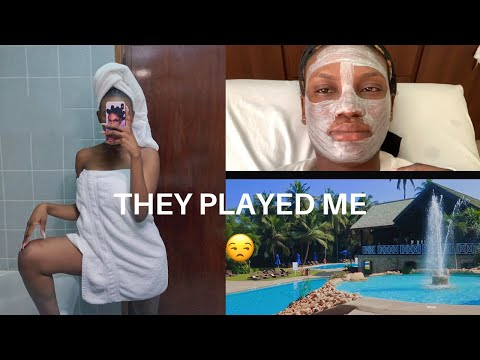 I Went To A 5 Star Hotel For A Spa Treatment in Accra Ghana... I Need My Money Back!!