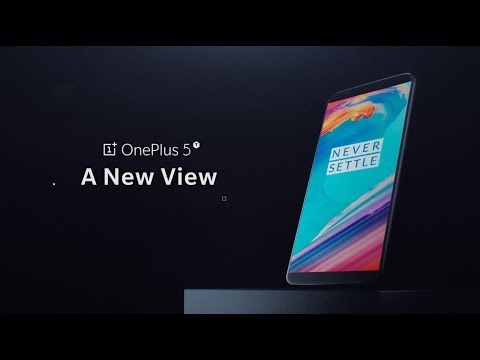 OnePlus 5T - A New View