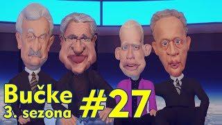 Bučke, satirično informativna parodija, epizoda 27