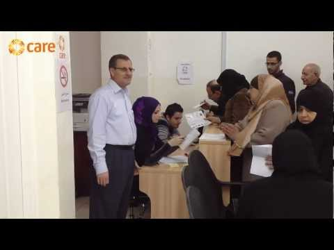 CARE Jordan assists Syrian refugees in East Amman