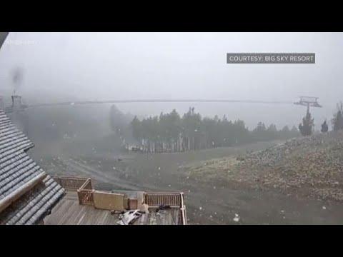 Blast of cold weather blasts Washington state