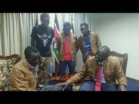DP.  William Ruto promises to punish Hon. Kipchumba Murkomen for not paying Propesa debt. Part 1