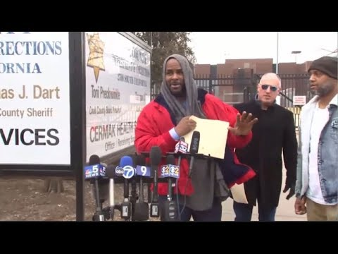 R.Kelly Released From Jail After Someone Paid His $161,000 Child Support Payment Mp3