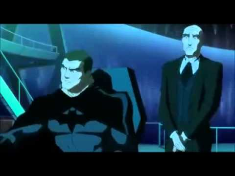 Liga de la justicia neutralizada - Justice league DOOM