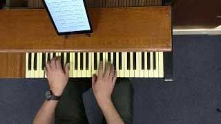 Prelude in c-minor BWV 999 by J.S. Bach (1685-1750)