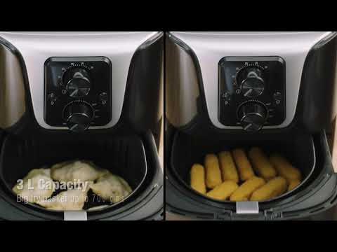 Dawlance Air Fryer Features