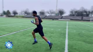 The Drill Factory: Hands Training - Aggressive catch