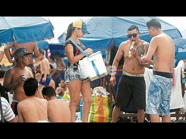 (ECUATORIANO INSULTA A VENDEDORA VENEZOLANA)???????? Mira lo que le DICE... + broma