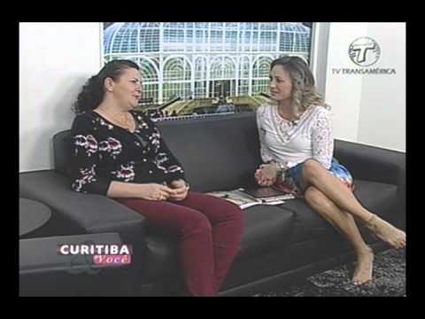 Tv Transamérica - 09/11/15 - Programa Curitiba e Você
