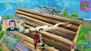 *NEW* BUILDING METHOD! - Fortnite Funny Fails and WTF Moments! #220 (Daily Moments)
