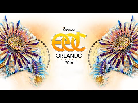 EDC Orlando 2016 - Announcement