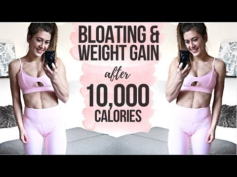 GAINING FAT AFTER A CHEAT DAY || BLOATING, PHYSIQUE & ANXIETY