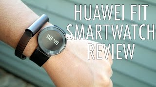 Huawei Fit Review: Can it bridge smartwatches and fitness bands?