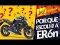 Porque Escolhi a Er6n  - Kawasaki ER6n 650cc