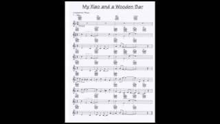 Die perfekte Xiao auf C (Play along Musik & Noten)