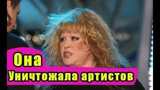 Известный продюсер рассказал о Пугачевой / новости шоу бизнеса