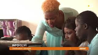 Murielle Kabile, une designer Hair Couture à la Biennale de Dakar