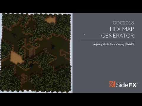 Hex Map Generator | Anjeong Go & Fianna Wong | GDC 2018