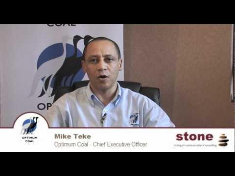 Mike Teke - Optimum Coal