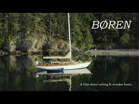 BOREN - A film about sailing & wooden boats.