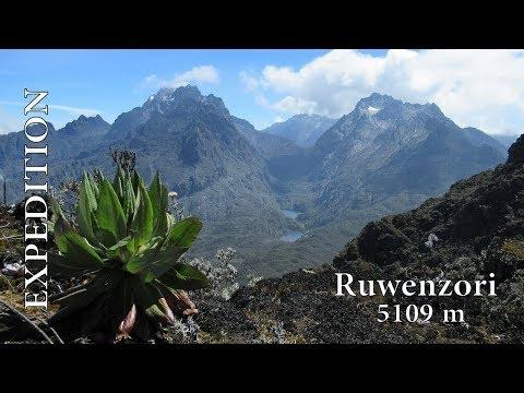 Ruwenzori (5109 m) - Ouganda