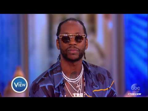2 Chainz Weighs In On Manchester Attack, Collabs And Giving Back To His Community | The View