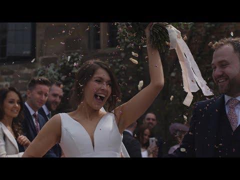 Claire and Alun : A Fairytale wedding