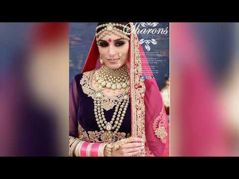 👌Best Designer Wedding Lehenga Choli Designs for Indian Bride