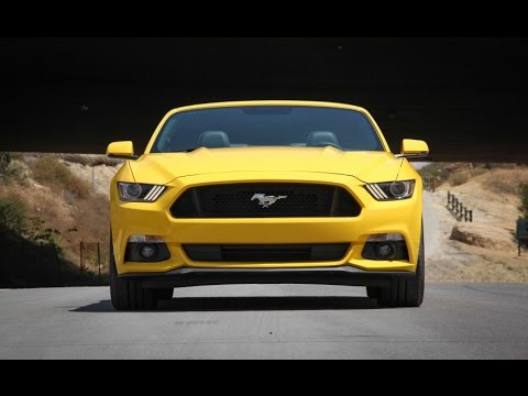 ford mustang gt convertible manual  car review youtube