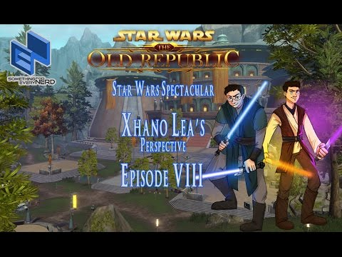 Let's Play: SWTOR: Episode VIII: Xahno Lea's Quest