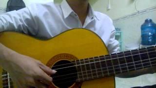 Sao ta lặng im Guitar cover