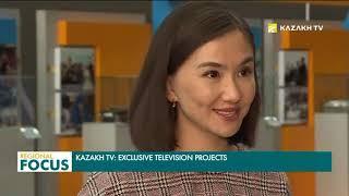 Kazakh TV: Жаңа эксклюзивті тележобалар