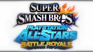 Super Smash Bros VS PlayStation All-Stars (Rap Battles Of Video Games All-Stars)(Season 1)