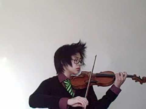 Vale Decem (violin) ~ Doctor Who